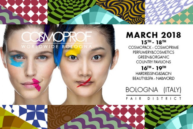 Cosmoprof 2018: date e nuove aree make up, beauty e cosmetics