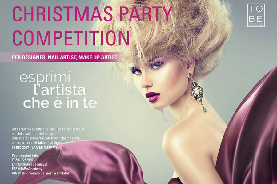 christmas party competition lamezia terme to be academy