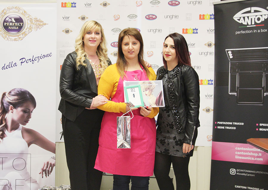 contest christmas party competition to be academy nail artist anna nicolazzo