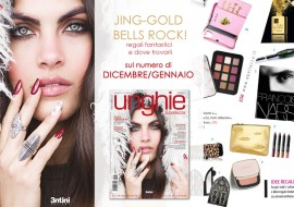 Jing-gold bells rock: wish list e regali make up last minute