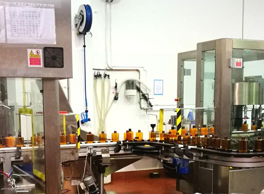 catena di produzione athena's