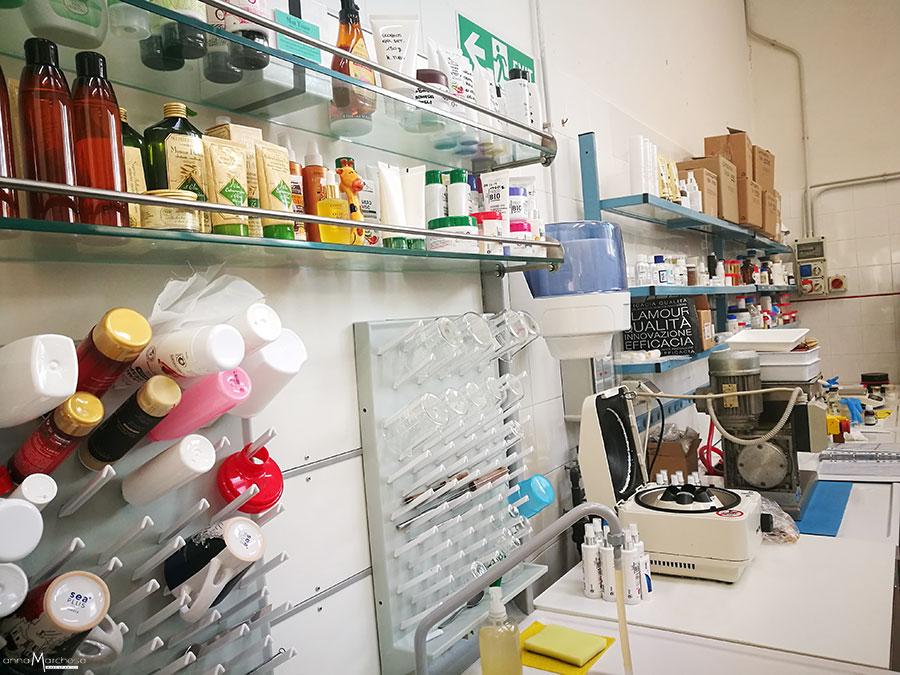 laboratori athena's - com'è fatta una crema