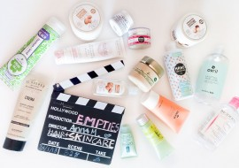 Until the end 1: skincare, maschere capelli, acque micellari, creme e scrub viso