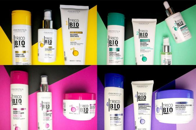 Review Athena's Trico Bio Professional: linea capelli biologica con performance professionali