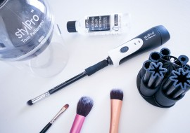 Review StylPro expert makeup brush cleaner and dryer: pulire e asciugare i pennelli in 30 secondi