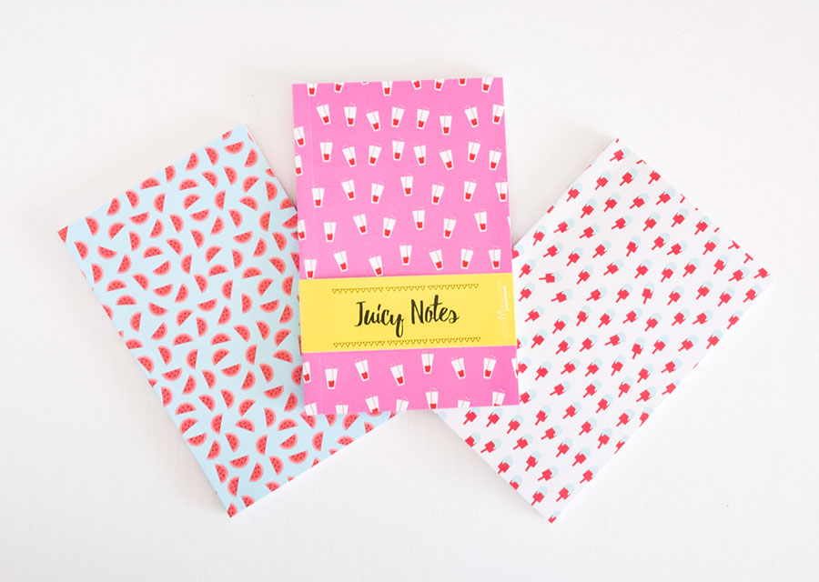 inspira-stationery-juicy-notes-icecream-watermelon-drink-block-notes-cancelleria-must-have