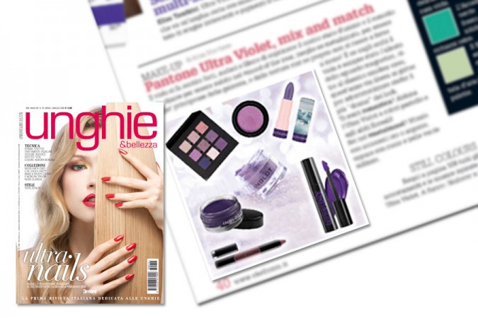 Pantone Ultra Violet, mix and match: make up e sfumature di viola