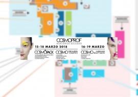 Cosmoprof 2018: espositori make up, skincare bio, maschere coreane e stand da visitare