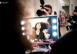 VOR Make Up e Cantoni per il backstage MadMood: Milano Fashion Week Febbraio 2018