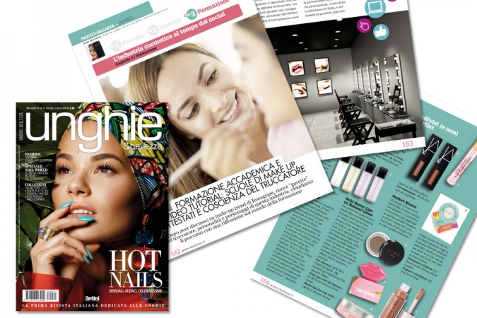 L'industria cosmetica al tempo dei social Cap. 3 | Formazione accademica e video tutorial