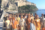 VOR MakeUp e Cantoni per Ischia Fashion Week – Giugno 2018