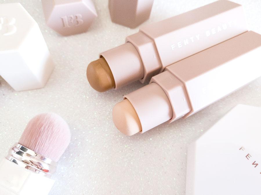 Fenty-beauty-match-stix-matte-skinstick-foundation-stick-contoruing-porcelain-walnut-review-recensione