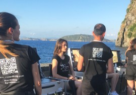 Ischia Fashion Week e il backstage VOR Make Up con Cantoni e Kiss
