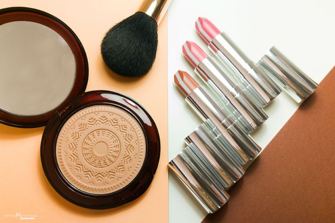 Crossing Review Artdeco Savanna Spirit Hydra Care Lipstick e Bronzing Powder