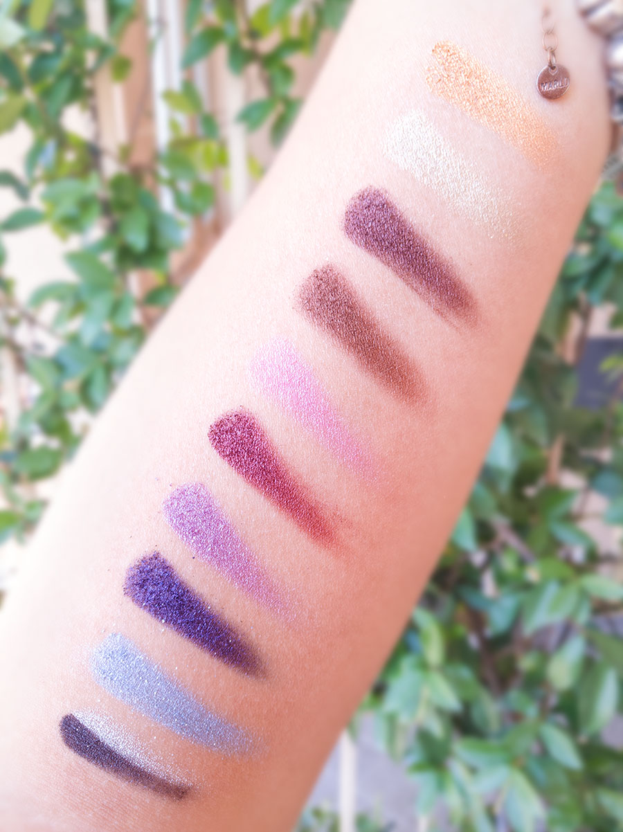 too-faced-then-and-now-palette-20-anni-years-anniversary-swatch-review-foto-recensione-anniversario-ombretti