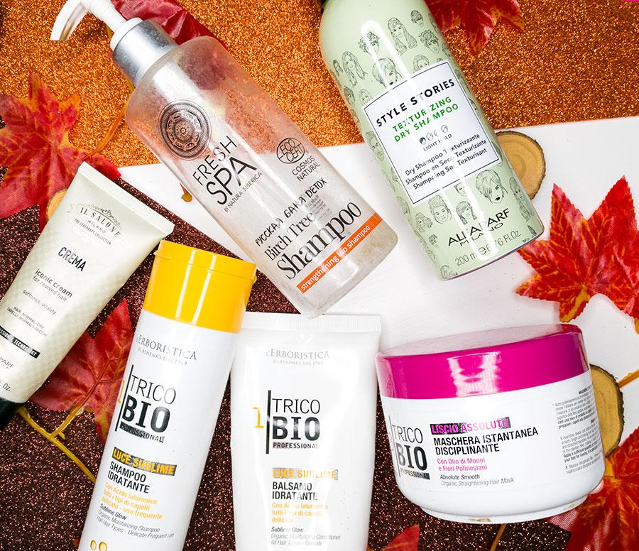 recensione-opinione-alfaparf-dry-shampoo-crema-salone-tricobio-luce-sublime-natura-siberica-shampoo-freshspa