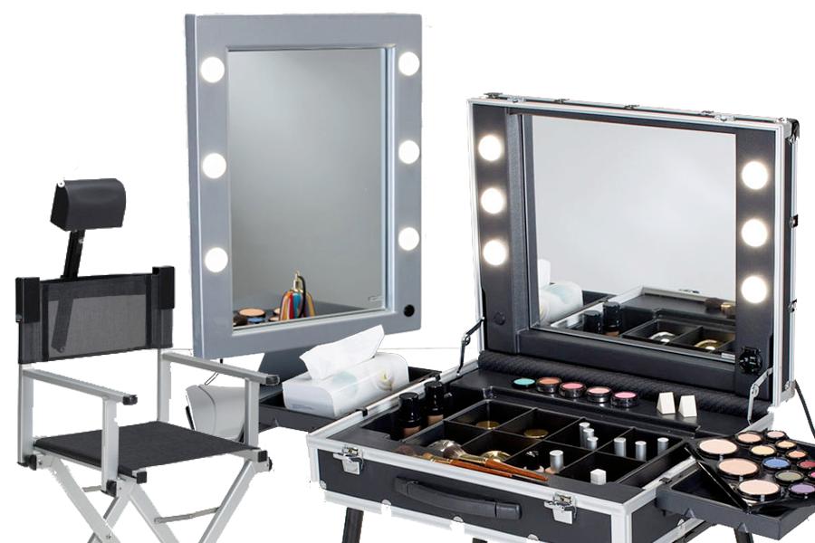 Specchio-make-up-professionale-illuminato-da-tavolo-parete-luci-da-camerino-0