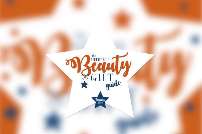 The Ultimate Beauty Gift Guide: regali di Natale beuaty e dove trovarli