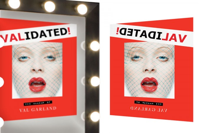 Validated! di Var Garland: l'ultimo libro make up da regalarsi