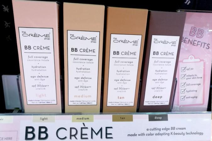 novità-makeup-cosmoprof-2019-miglior-bb-cream-coreana-the-cream-shop-full-coverage-review