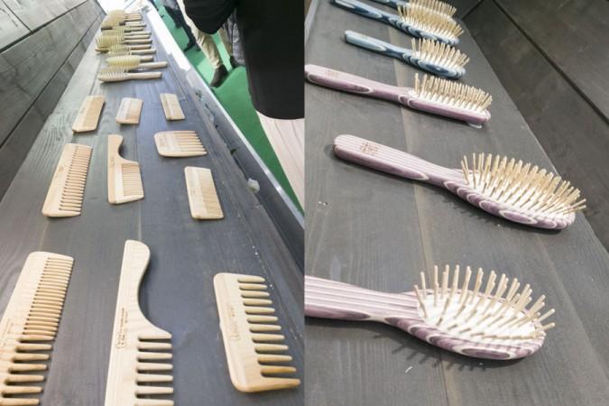 novita-haircare-cosmoprof-2019-spazzole-pettini-legno-naturale-tek