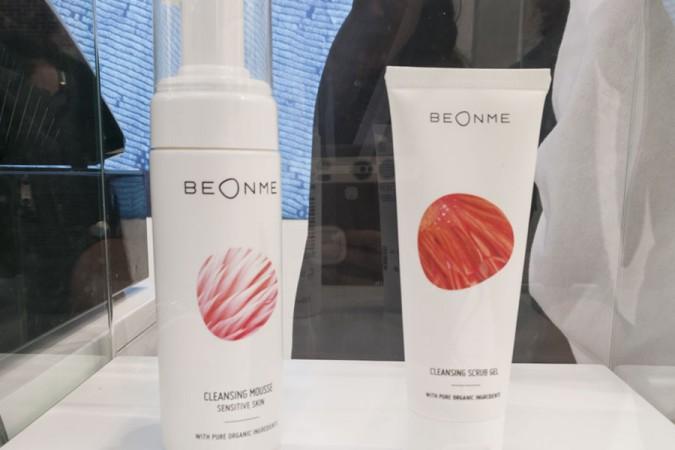 novita-skincare-cosmoprof-2019-beonme-cleansing-mousse-gel-detergente-viso-recensioni-review