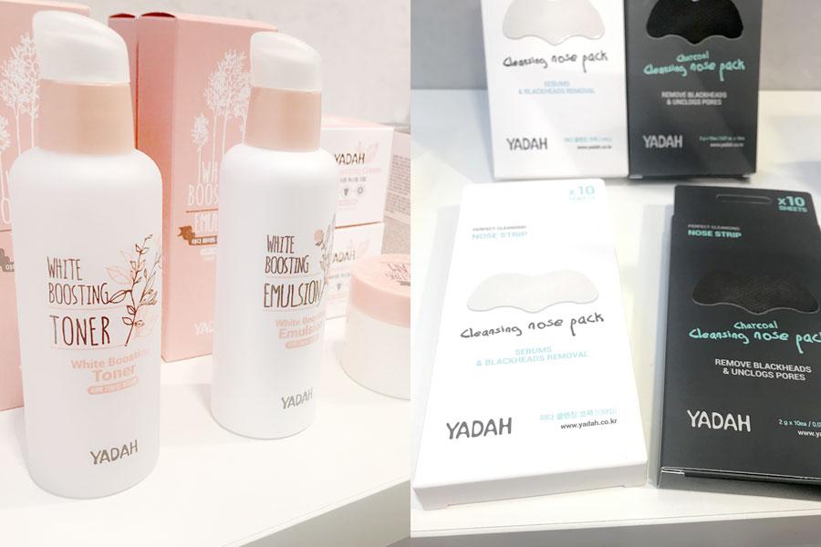 novita-skincare-koreana-cosmoprof-yadah-white-boosting-toner-cerotti-punti-neri-cleansing-nose