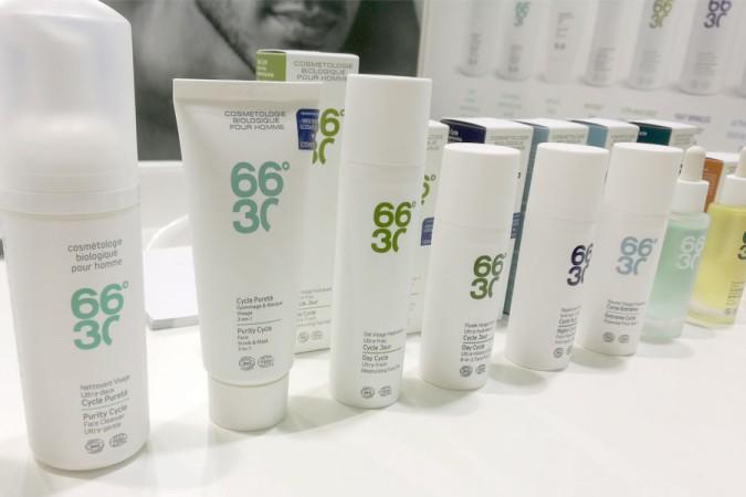 novita-skincare-maschile-cosmoprof-2019-6630-organic-siero-viso-crema-uomo-review