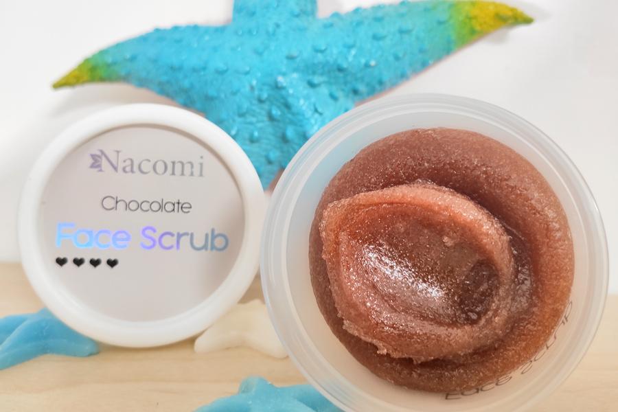 nacomi-face-scrub-chocolate-review-opinioni-recensioni-esfoliante-viso-cioccolato