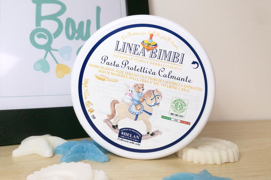 prodotti-cosmetici-neonati-bambini-pasta-crema-ossido-zinco-pannolino-helan-linea-bimbi-recensioni