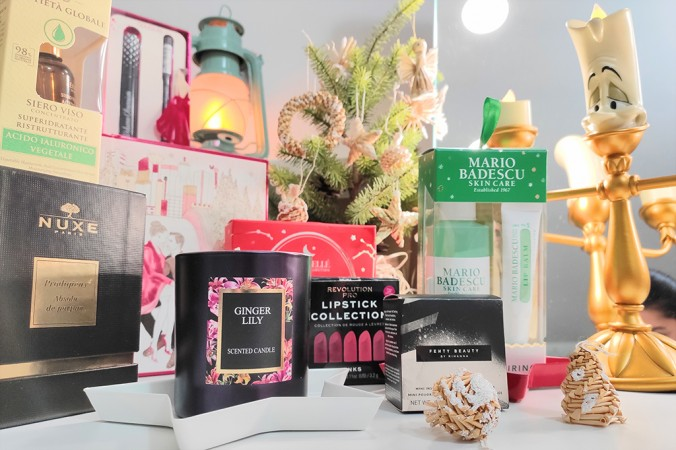 Regali di Natale beauty last second reperibili in profumerie, farmacie e online