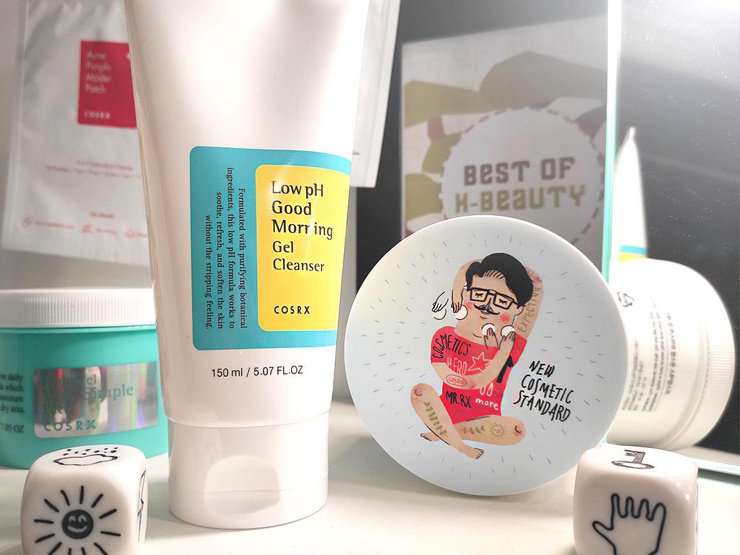 migliori-detergenti-viso-skincare-coreana-olio-corsx-gel-cleanser