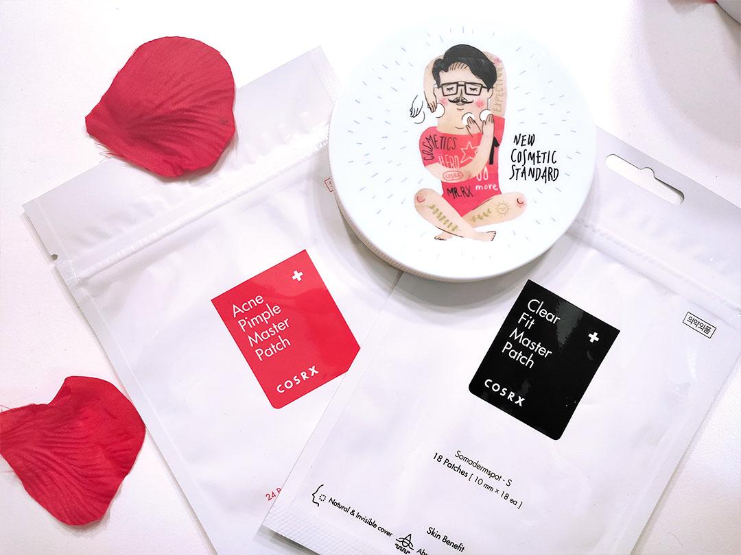 migliori-detergenti-viso-skincare-coreana-olio-corsx-patch-imperfezioni-brufoli-punti-neri