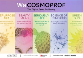 CosmoTrend Report: the best cosmetic producs from Cosmoprof 2020