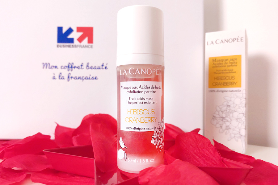 best-cosmetics-made-in-france-la-canopee-hibiscus-cranberry-face-peeling